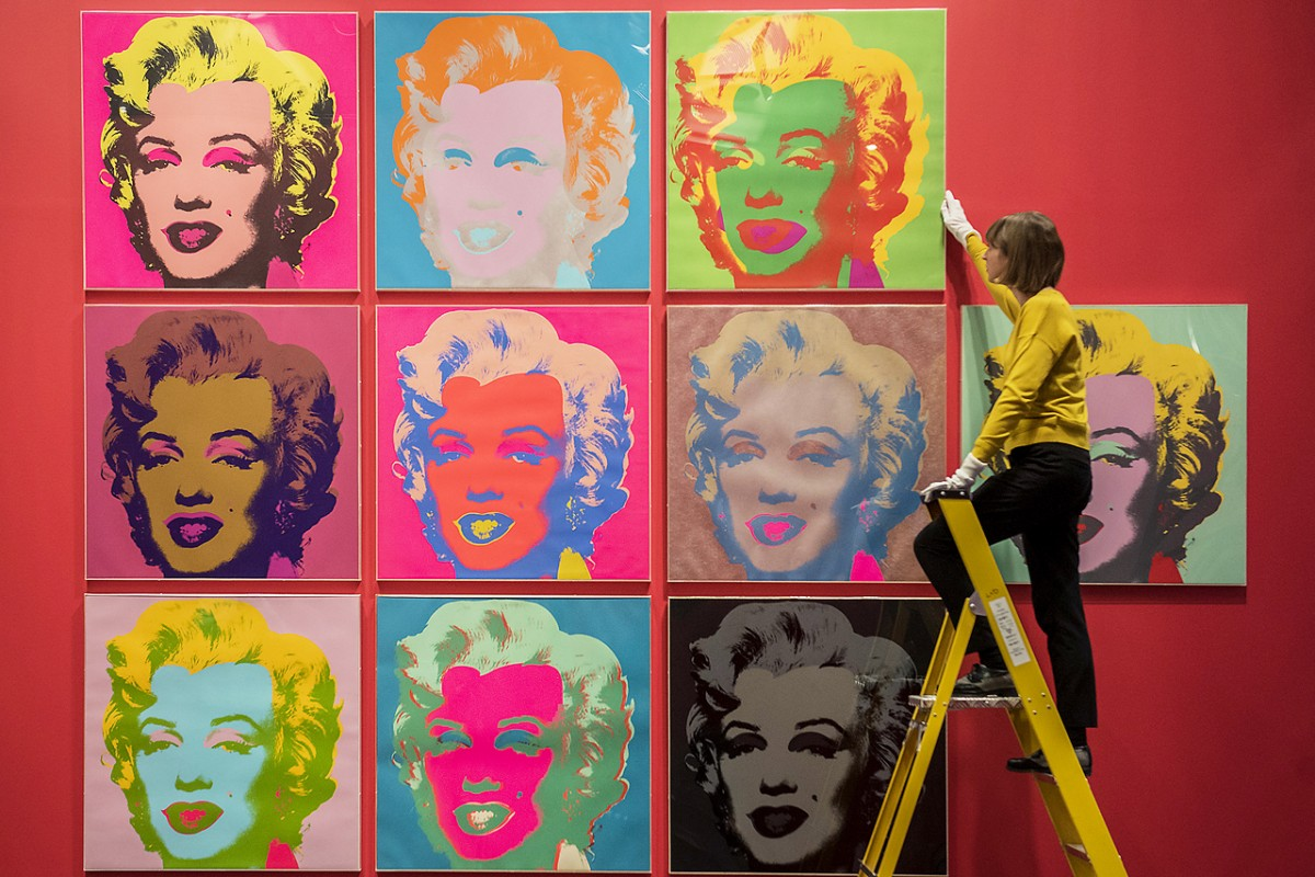 Pop Art στο σπίτι!