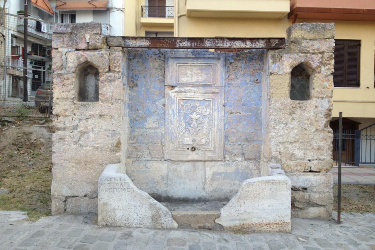 #Θεσσαλονίκη - #02 Διαδρομή - Κρήνη Ολυμπιάδος
