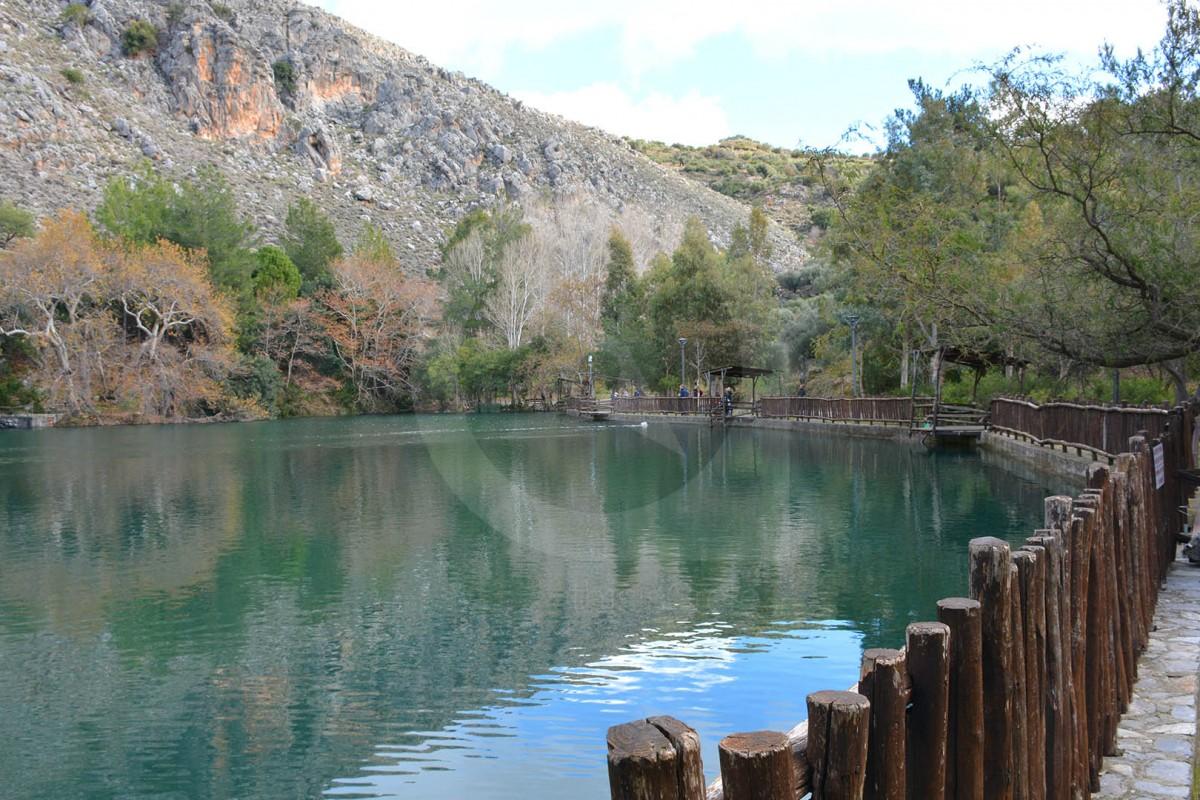#04 Διαδρομή - Λίμνη Ζαρού
