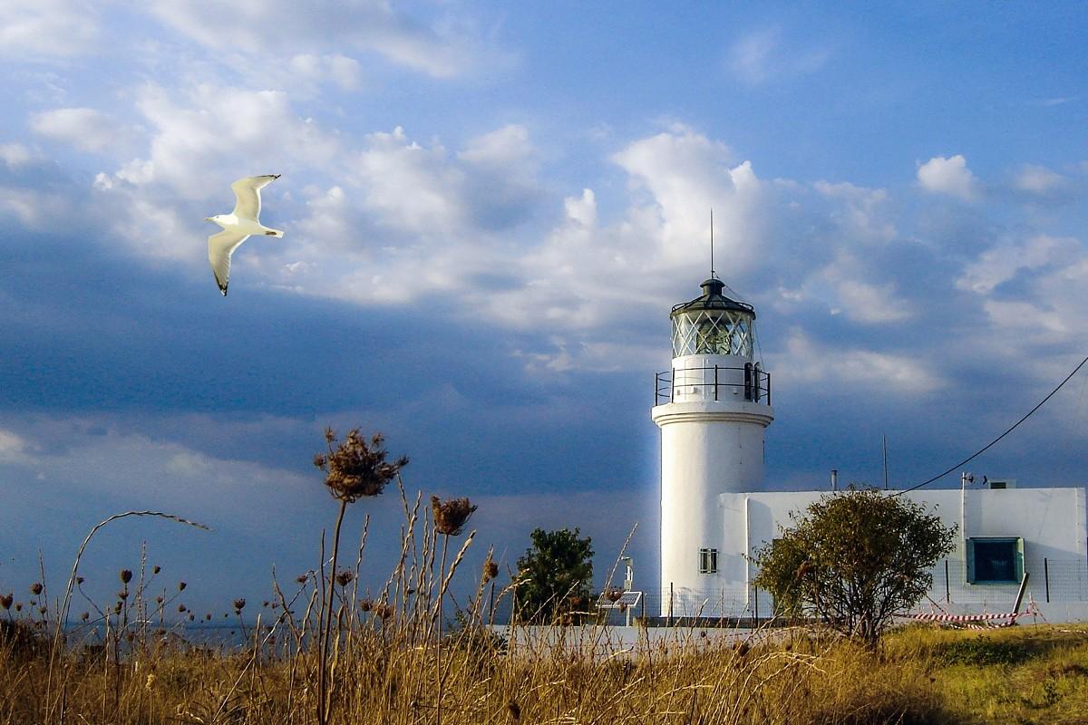 #Thessaloniki - #03 Walking Tour - Lighthouse of Angelochori