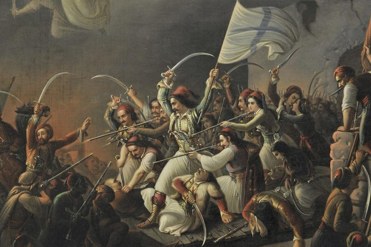 Greek War of Independence: Through the eyes of a historian