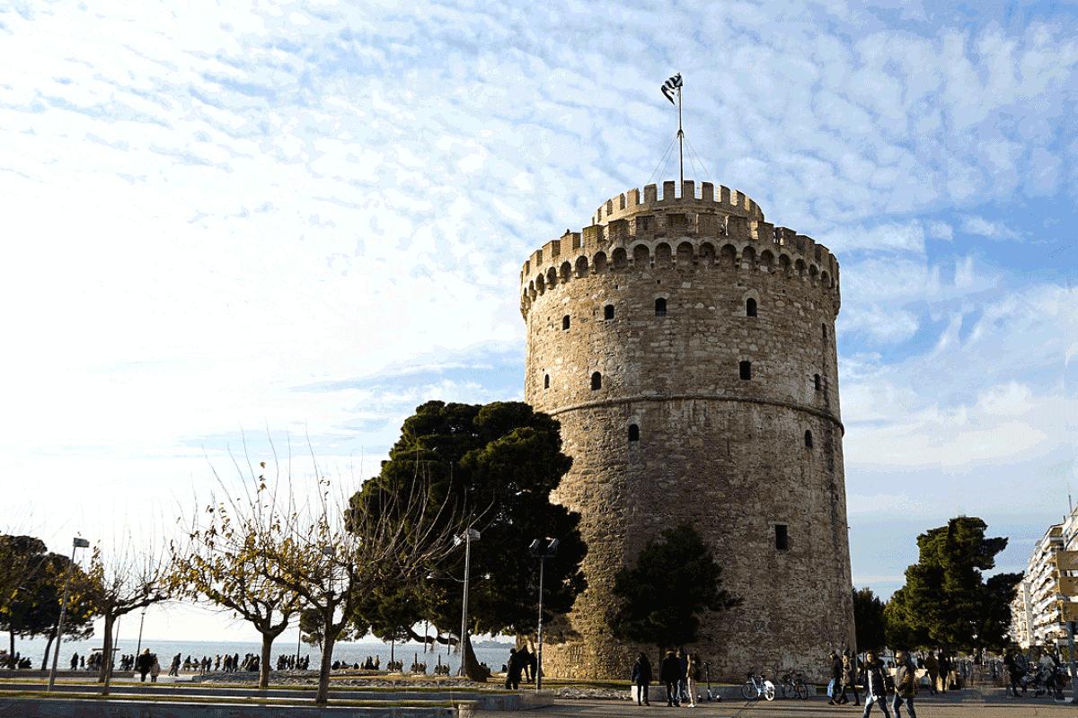 #Θεσσαλονίκη - #01 Διαδρομή - Λευκός Πύργος