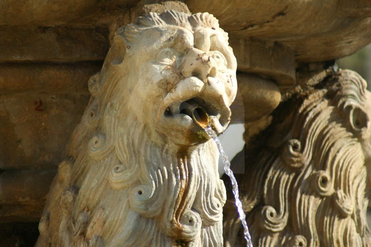#01 Walking Tour - Morosini Fountain