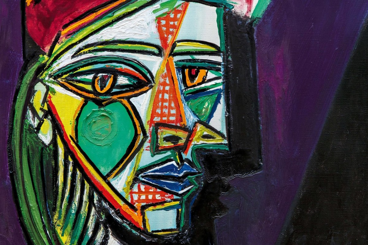 Ο Picasso στο σπίτι μου!
