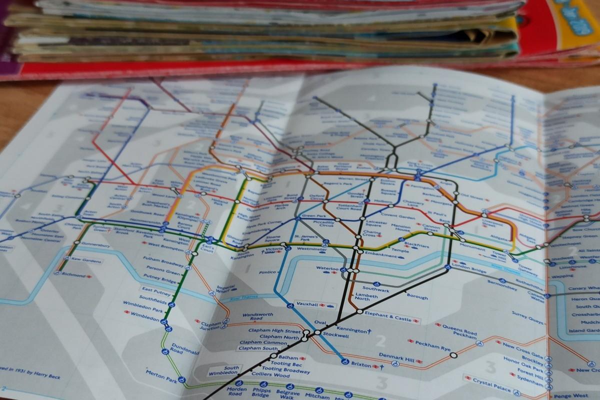Ένα μετρό... στο σπίτι μου!
